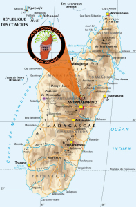 MADAGASCAR + LOGO ANKADIBE