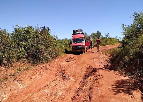Sur la piste d'Ankadibe